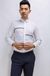 胸前印花 SEM衬衫高级A订制系列